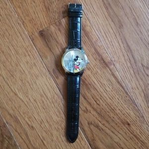 "Official Mickey Mouse watch ""LIMTED EDITION"""
